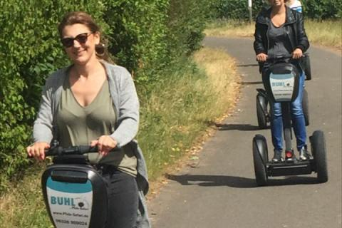 Sommer 2017: Segway-Tour